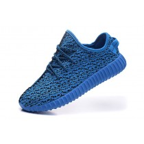 Adidas Yeezy Boost zapatillas 350 azul_027