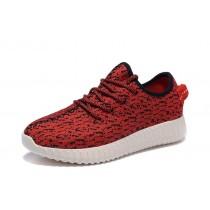 Adidas Yeezy Boost zapatillas 350 Unisex rojo/blanco_030