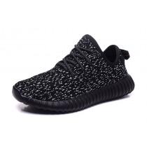 Adidas Yeezy Boost zapatillas 350 Unisex negero/blanco _035