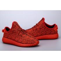 Adidas Yeezy Boost zapatillas 350 rojo_001