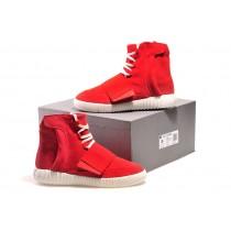 Adidas zapatillas Kanye West Yeezy3 750 Boost rojo_063