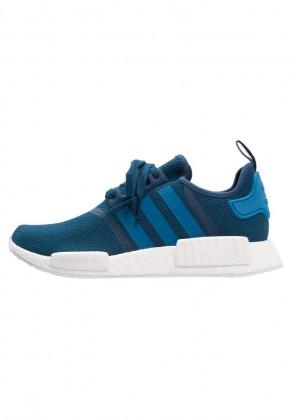 Adidas Originals zapatillas NMD_R1 azul/blanco_004