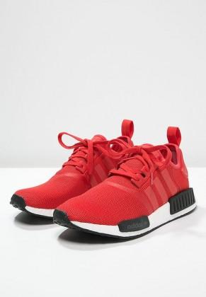 Adidas Originals zapatillas NMD_R1 rojo/blanco_019
