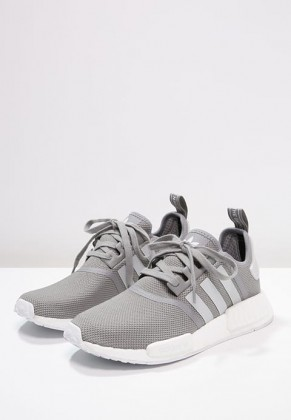 Adidas Originals zapatillas NMD_R1 gris/blanco_022