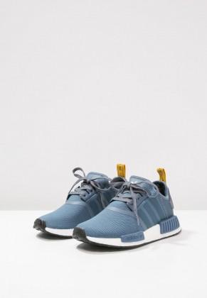 Adidas Originals zapatillas NMD_R1 azul/blanco_007