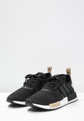 Adidas Originals zapatillas NMD_R1 negero/violeta_015