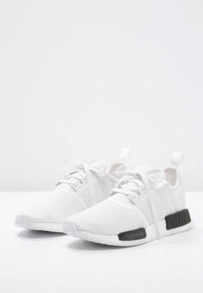 Adidas Originals zapatillas NMD_R1 blanco/negero_016