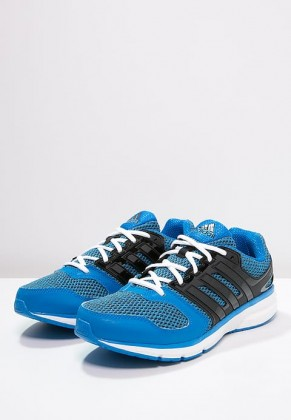 Adidas QUESTAR BOOST Zapatillas azul/negero/blanco_002