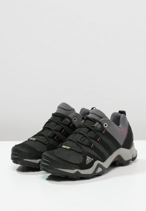 Adidas AX2 GTX Zapatos de senderismo carbon/negero_009