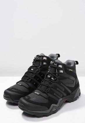 Adidas Botas de senderismo FAST X GTX gris/negero/gris_011