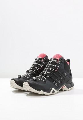 Adidas Botas de senderismo TERREX SWIFT MID GTX gris/negero/super blush_013