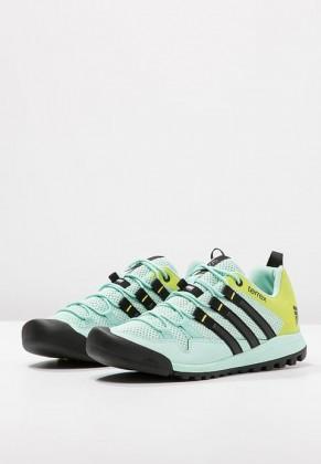 Adidas Zapatos de senderismo TERREX SOLO ice verde/negero_015