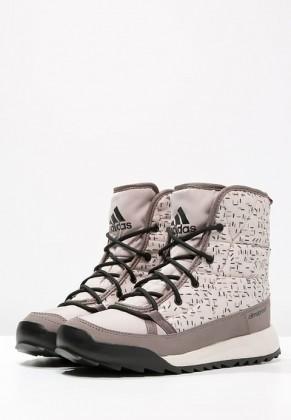 Adidas Botas para la nieve CW CHOLEAH CP tech earth/ gris/ Marrón claro_005