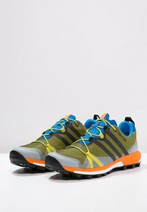 Adidas Zapatos de senderismo TERREX AGRAVIC GTX unity lime/negero/unity naranja_019