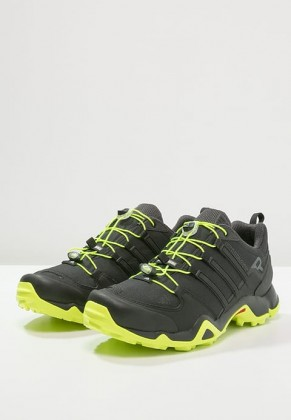 Adidas Zapatos de senderismo TERREX SWIFT negero/amarillo/utility negero_021