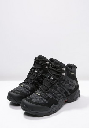Adidas Botas de senderismo FAST X GTX negero/gris/power rojo_025
