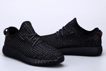 Adidas Yeezy Boost zapatillas 350 Pirate negero_042
