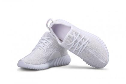 Adidas Yeezy Boost zapatillas 350 blanco_044