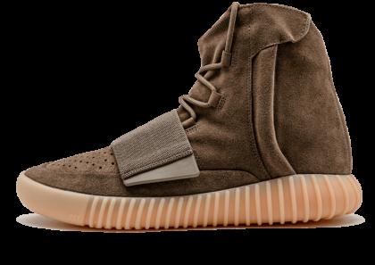 Adidas Yeezy Boost zapatillas 750 marrón_051
